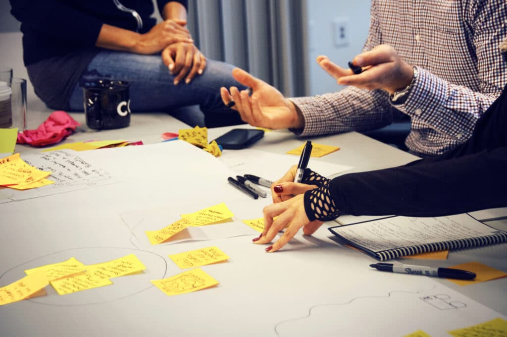 OCAD U CO Executive Education Design Thinking Workshop - Ideation