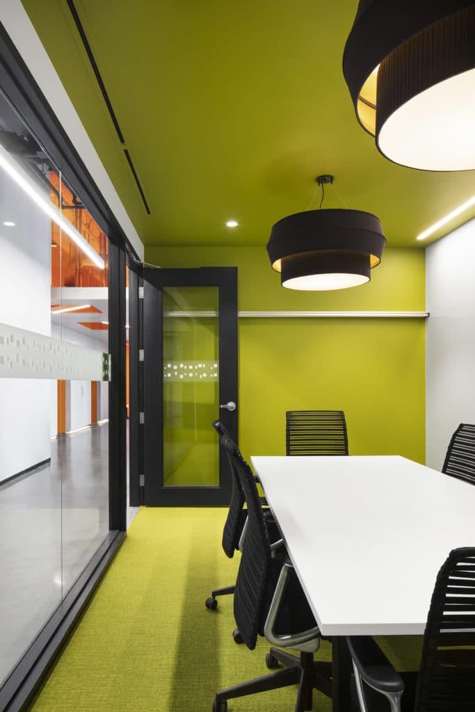 OCAD U CO Waterfront Facility - Green Meeting Room
