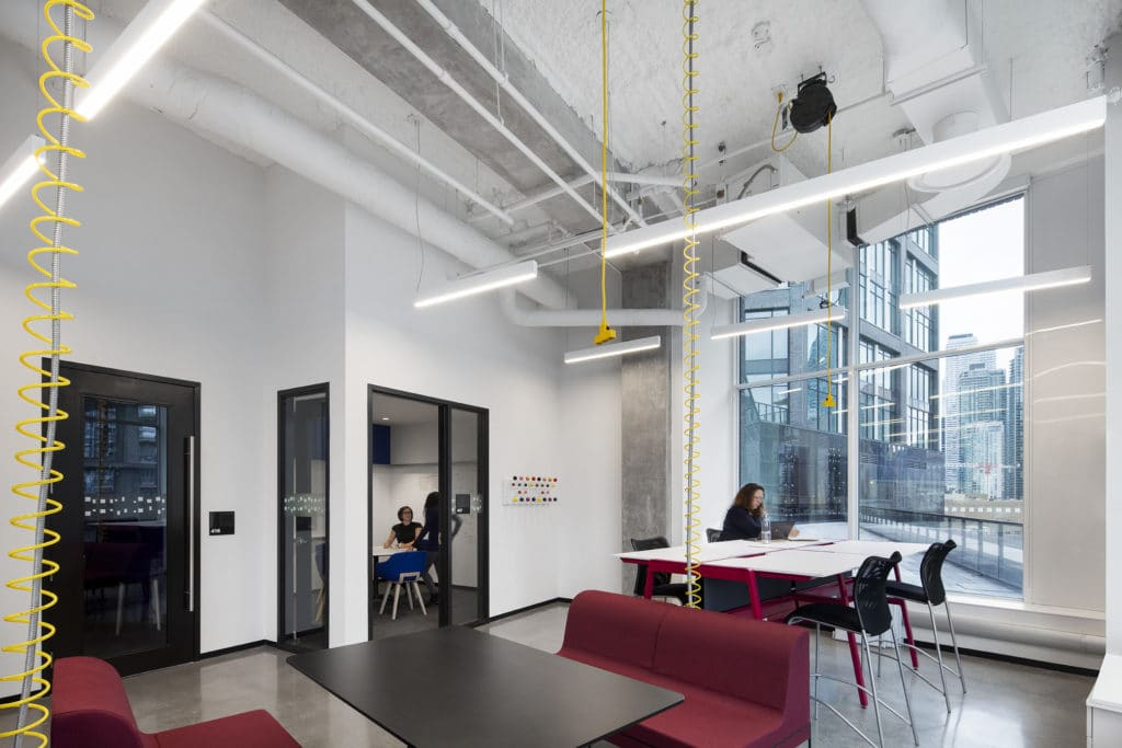 OCAD U CO Waterfront Facility - Private Meeting Rooms