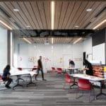 OCAD U CO Waterfront Facility - Innovation Studio 1