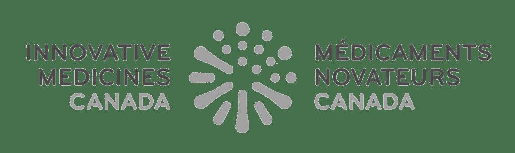 Innovative Medicines Canada Logo