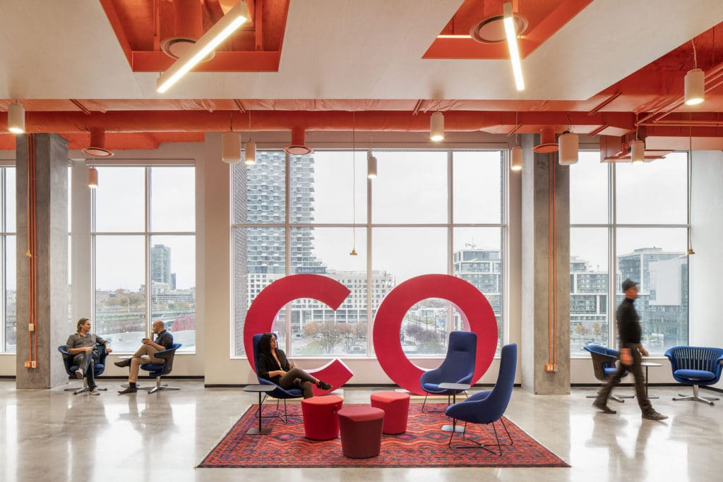 OCAD U CO | Design and Innovation Studio Space | Toronto Waterfront