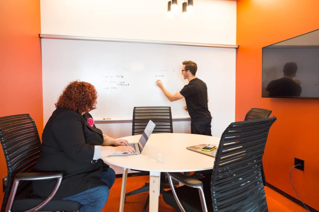 OCAD U CO Innovation and executive training studio
