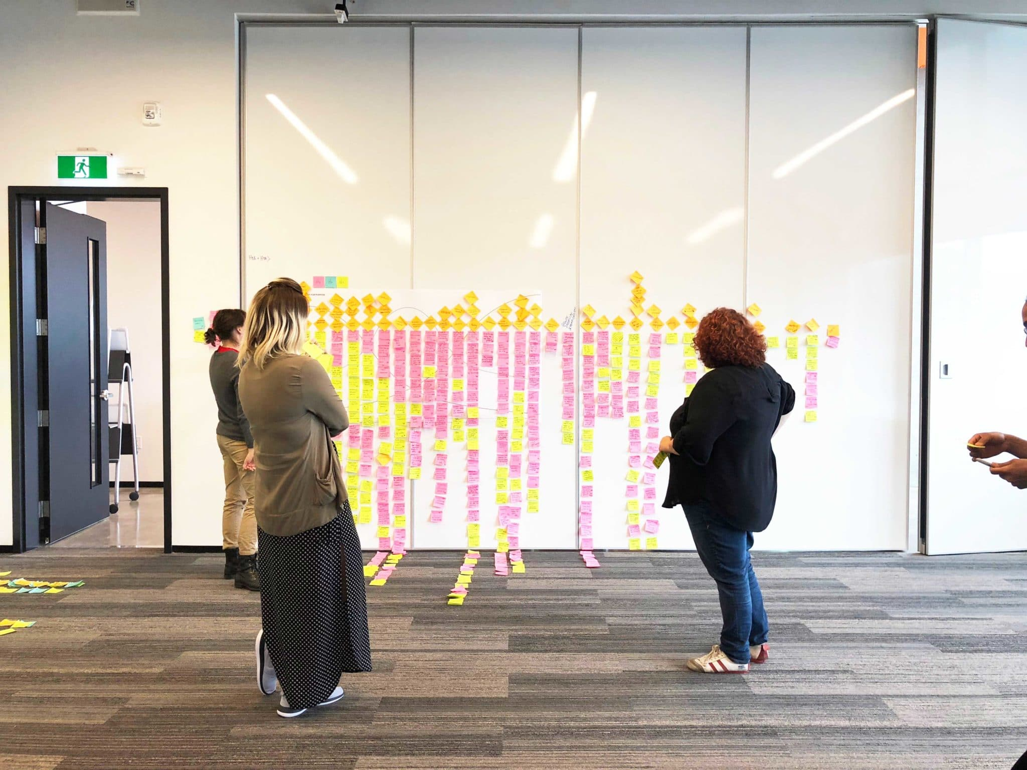 OCAD U CO | Blog | Beyond Post-it notes: How to drive innovation in 2019
