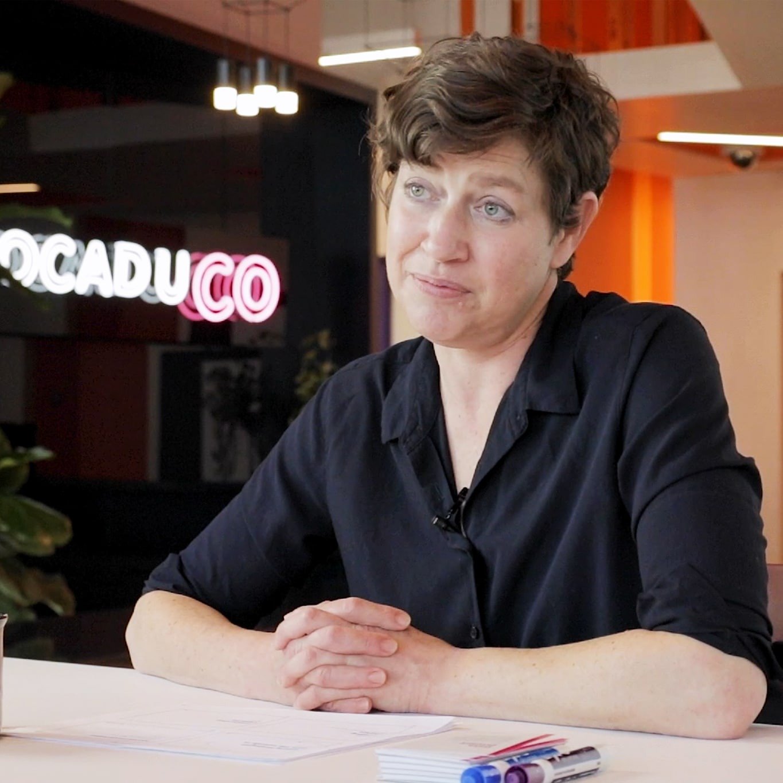 Suzanne Stein - OCAD U CO Lead Facilitator