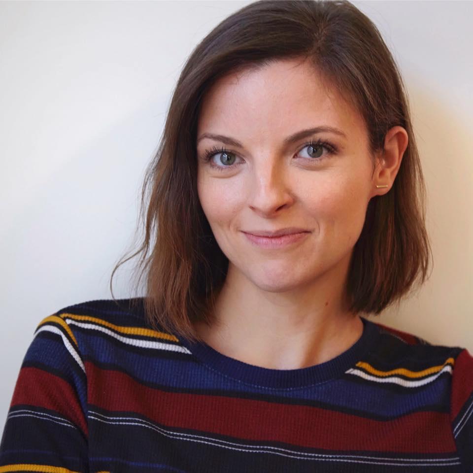 Headshot photo of Michelle Cochrane, a white middle-aged woman.